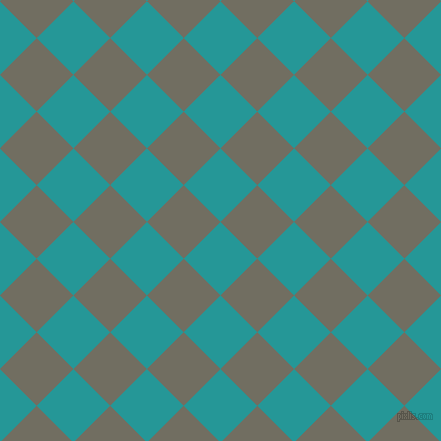 45/135 degree angle diagonal checkered chequered squares checker pattern checkers background, 52 pixel squares size, , Java and Flint checkers chequered checkered squares seamless tileable