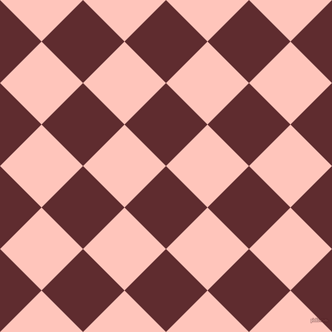 45/135 degree angle diagonal checkered chequered squares checker pattern checkers background, 120 pixel squares size, , Jazz and Your Pink checkers chequered checkered squares seamless tileable