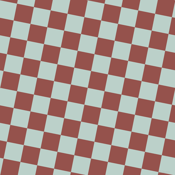 79/169 degree angle diagonal checkered chequered squares checker pattern checkers background, 57 pixel squares size, , Jet Stream and Copper Rust checkers chequered checkered squares seamless tileable