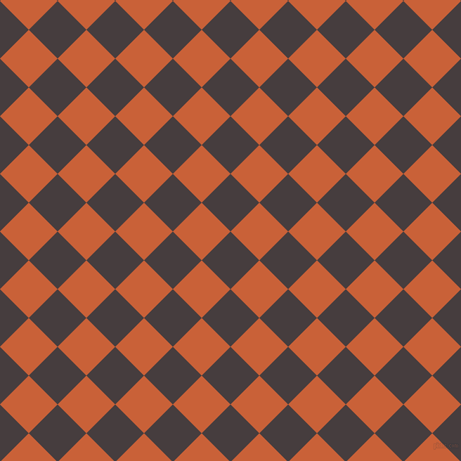 45/135 degree angle diagonal checkered chequered squares checker pattern checkers background, 58 pixel squares size, , Jon and Ecstasy checkers chequered checkered squares seamless tileable