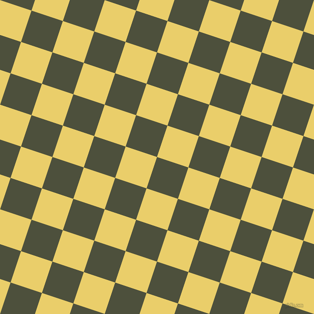 72/162 degree angle diagonal checkered chequered squares checker pattern checkers background, 65 pixel squares size, , Kelp and Golden Sand checkers chequered checkered squares seamless tileable