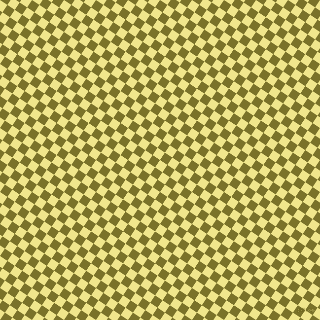 56/146 degree angle diagonal checkered chequered squares checker pattern checkers background, 18 pixel square size, , Khaki and Pesto checkers chequered checkered squares seamless tileable