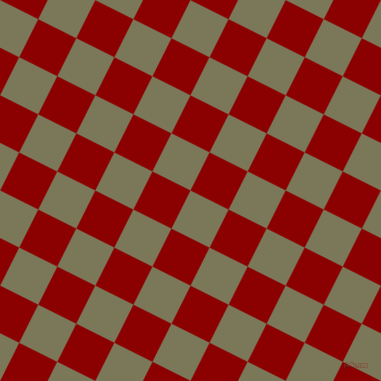 63/153 degree angle diagonal checkered chequered squares checker pattern checkers background, 62 pixel squares size, , Kokoda and Dark Red checkers chequered checkered squares seamless tileable