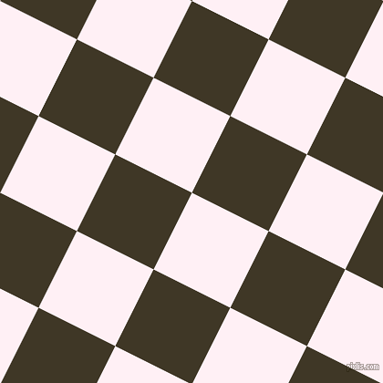 63/153 degree angle diagonal checkered chequered squares checker pattern checkers background, 94 pixel square size, , Lavender Blush and Birch checkers chequered checkered squares seamless tileable