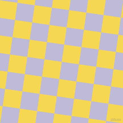 82/172 degree angle diagonal checkered chequered squares checker pattern checkers background, 61 pixel square size, , Lavender Grey and Energy Yellow checkers chequered checkered squares seamless tileable