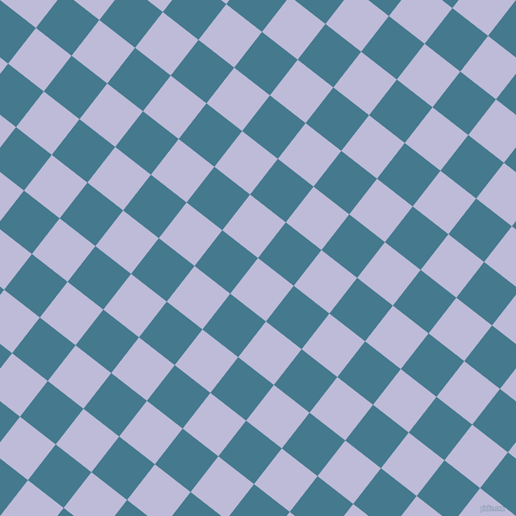 52/142 degree angle diagonal checkered chequered squares checker pattern checkers background, 66 pixel squares size, , Lavender Grey and Jelly Bean checkers chequered checkered squares seamless tileable