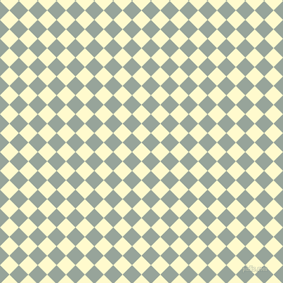 45/135 degree angle diagonal checkered chequered squares checker pattern checkers background, 19 pixel squares size, , Lemon Chiffon and Edward checkers chequered checkered squares seamless tileable