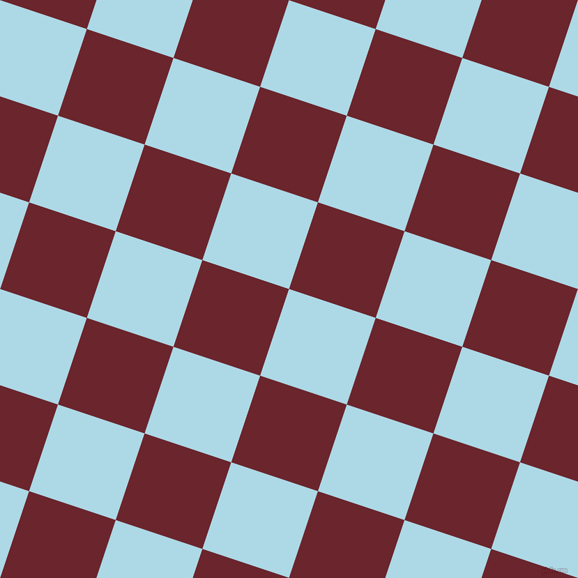 72/162 degree angle diagonal checkered chequered squares checker pattern checkers background, 131 pixel squares size, , Light Blue and Monarch checkers chequered checkered squares seamless tileable