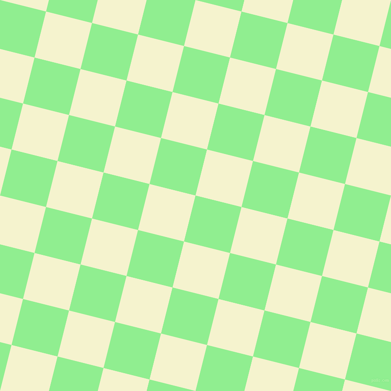 76/166 degree angle diagonal checkered chequered squares checker pattern checkers background, 93 pixel squares size, , Light Green and Moon Glow checkers chequered checkered squares seamless tileable