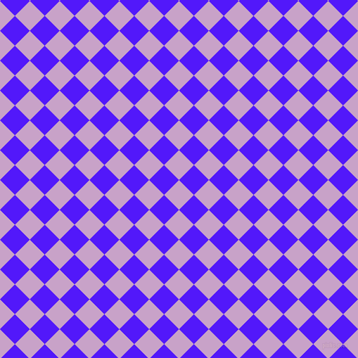 45/135 degree angle diagonal checkered chequered squares checker pattern checkers background, 30 pixel square size, , Lilac and Han Purple checkers chequered checkered squares seamless tileable