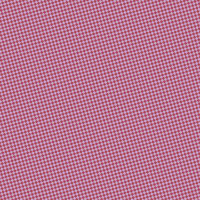 61/151 degree angle diagonal checkered chequered squares checker pattern checkers background, 8 pixel squares size, , Lilac and Hippie Pink checkers chequered checkered squares seamless tileable