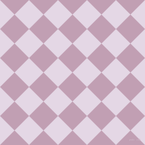 45/135 degree angle diagonal checkered chequered squares checker pattern checkers background, 66 pixel square size, , Lily and Snuff checkers chequered checkered squares seamless tileable