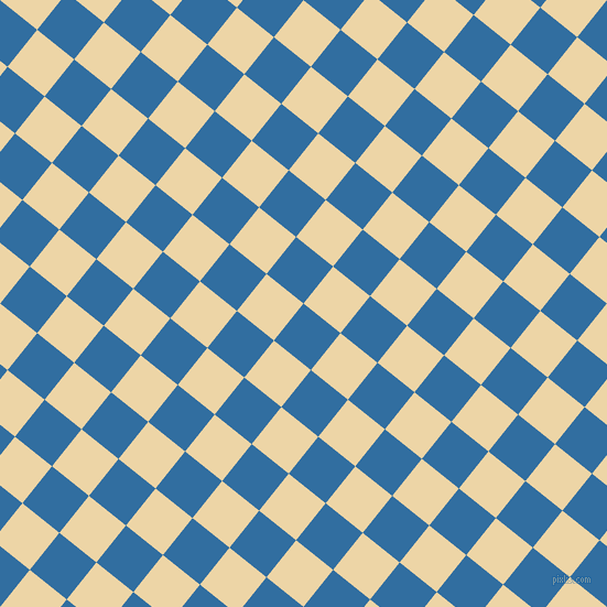 51/141 degree angle diagonal checkered chequered squares checker pattern checkers background, 43 pixel square size, , Lochmara and Astra checkers chequered checkered squares seamless tileable