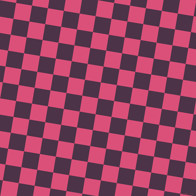 81/171 degree angle diagonal checkered chequered squares checker pattern checkers background, 56 pixel square size, Loulou and Cranberry checkers chequered checkered squares seamless tileable