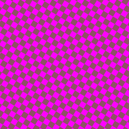 59/149 degree angle diagonal checkered chequered squares checker pattern checkers background, 19 pixel squares size, , Magenta and Cannon Pink checkers chequered checkered squares seamless tileable