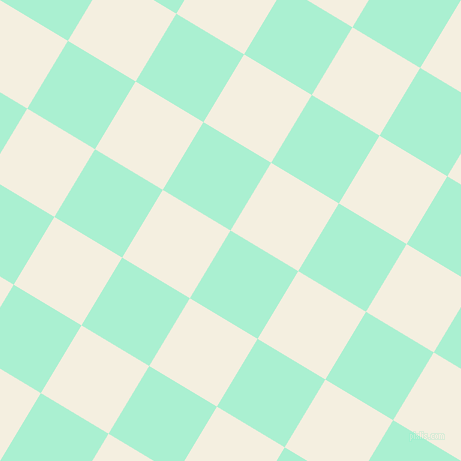 59/149 degree angle diagonal checkered chequered squares checker pattern checkers background, 79 pixel square size, , Magic Mint and Bianca checkers chequered checkered squares seamless tileable