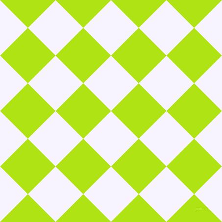 45/135 degree angle diagonal checkered chequered squares checker pattern checkers background, 80 pixel square size, , Magnolia and Inch Worm checkers chequered checkered squares seamless tileable
