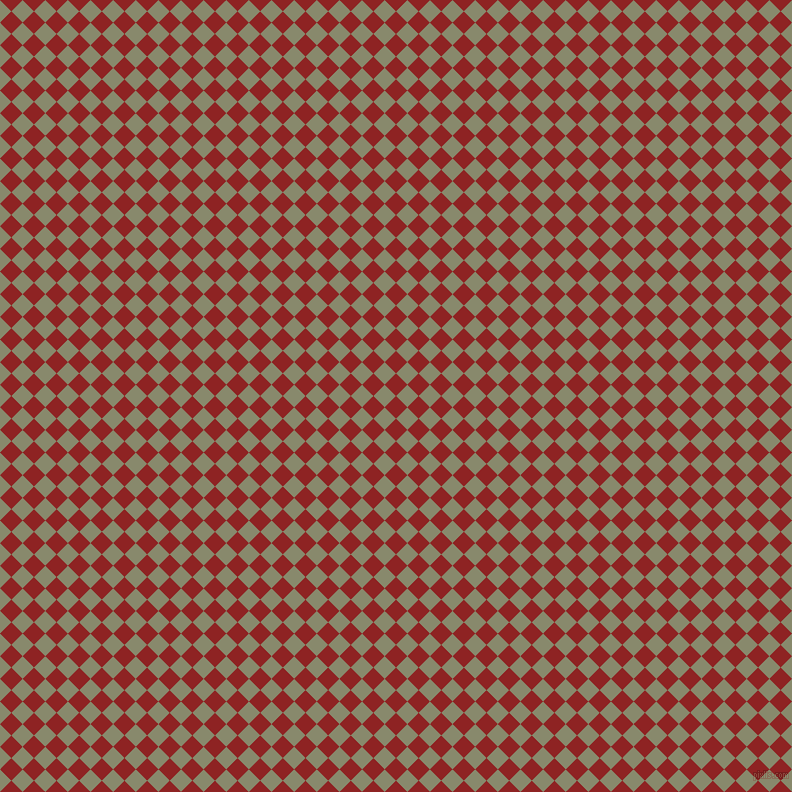 45/135 degree angle diagonal checkered chequered squares checker pattern checkers background, 16 pixel square size, , Mandarian Orange and Bitter checkers chequered checkered squares seamless tileable