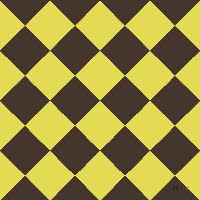 45/135 degree angle diagonal checkered chequered squares checker pattern checkers background, 72 pixel square size, Manz and Tobago checkers chequered checkered squares seamless tileable
