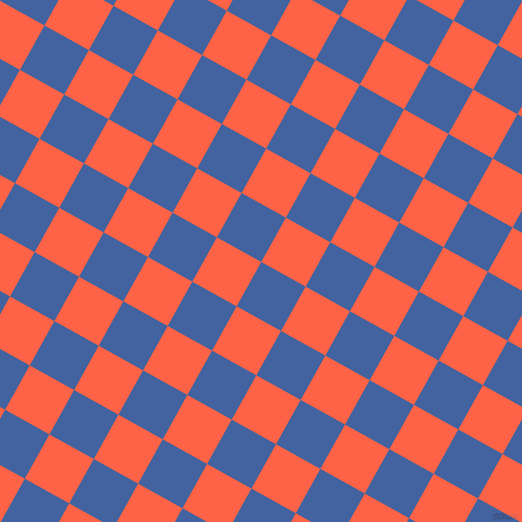 61/151 degree angle diagonal checkered chequered squares checker pattern checkers background, 72 pixel squares size, , Mariner and Tomato checkers chequered checkered squares seamless tileable