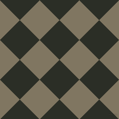 45/135 degree angle diagonal checkered chequered squares checker pattern checkers background, 116 pixel square size, , Marshland and Stonewall checkers chequered checkered squares seamless tileable