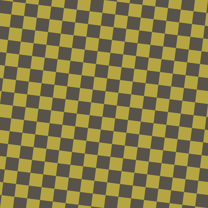 83/173 degree angle diagonal checkered chequered squares checker pattern checkers background, 54 pixel squares size, , Masala and Brass checkers chequered checkered squares seamless tileable