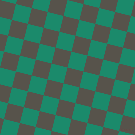 76/166 degree angle diagonal checkered chequered squares checker pattern checkers background, 55 pixel square size, , Masala and Elf Green checkers chequered checkered squares seamless tileable