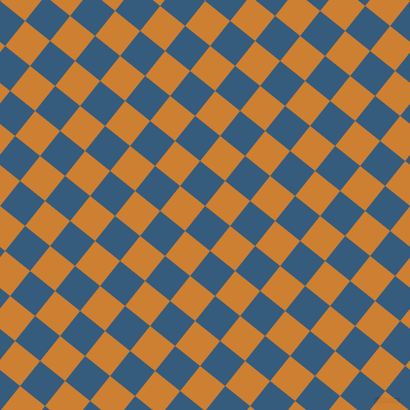 51/141 degree angle diagonal checkered chequered squares checker pattern checkers background, 46 pixel squares size, , Matisse and Bronze checkers chequered checkered squares seamless tileable