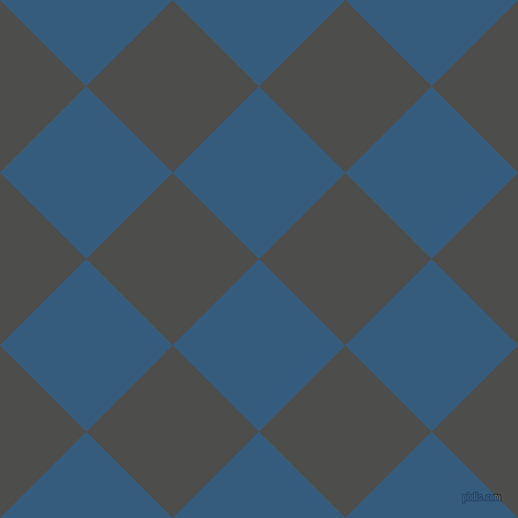 45/135 degree angle diagonal checkered chequered squares checker pattern checkers background, 111 pixel squares size, , Matisse and Thunder checkers chequered checkered squares seamless tileable