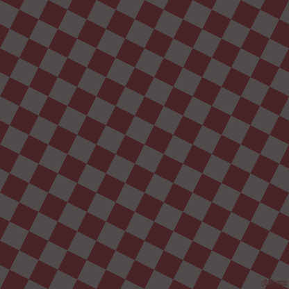 63/153 degree angle diagonal checkered chequered squares checker pattern checkers background, 31 pixel squares size, , Matterhorn and Bulgarian Rose checkers chequered checkered squares seamless tileable