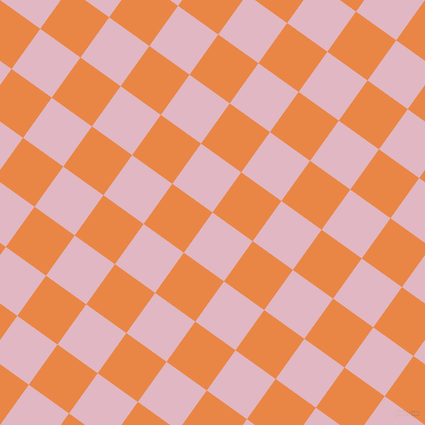 54/144 degree angle diagonal checkered chequered squares checker pattern checkers background, 71 pixel squares size, Melanie and Flamenco checkers chequered checkered squares seamless tileable