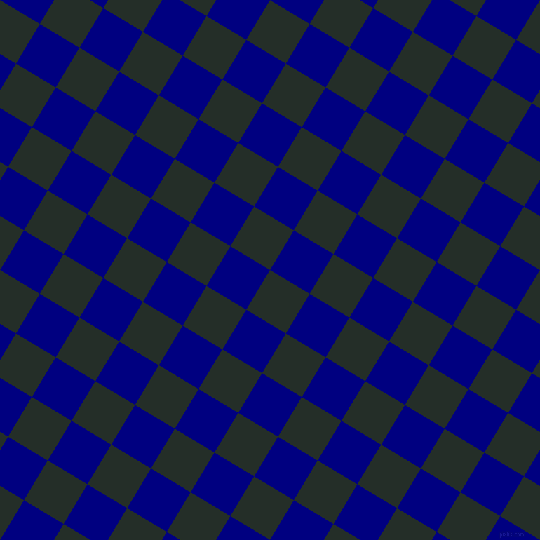 59/149 degree angle diagonal checkered chequered squares checker pattern checkers background, 66 pixel square size, , Midnight Moss and Navy checkers chequered checkered squares seamless tileable