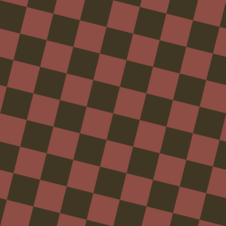 76/166 degree angle diagonal checkered chequered squares checker pattern checkers background, 94 pixel square size, , Mikado and El Salva checkers chequered checkered squares seamless tileable