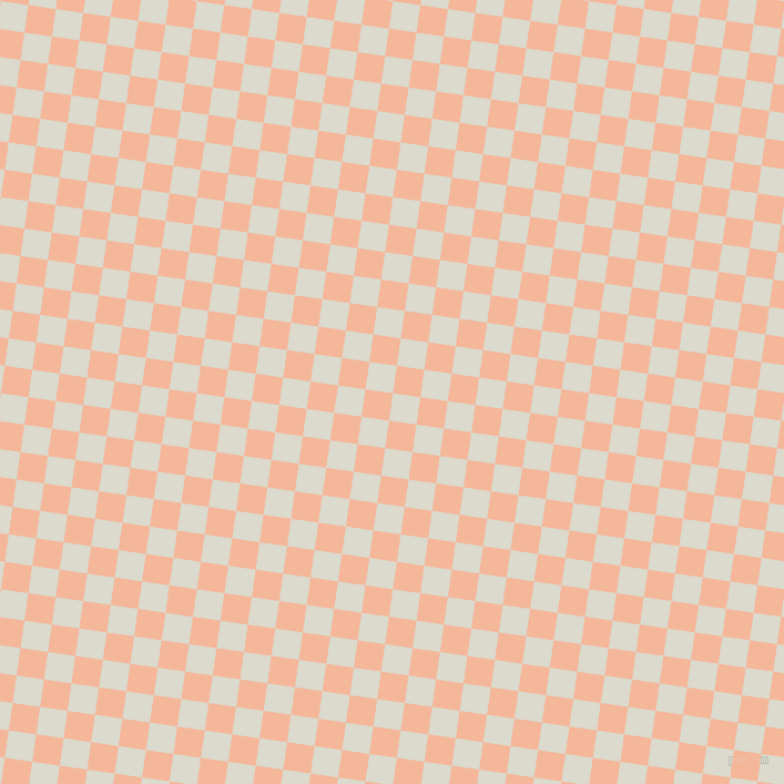 82/172 degree angle diagonal checkered chequered squares checker pattern checkers background, 25 pixel square size, , Milk White and Mandys Pink checkers chequered checkered squares seamless tileable