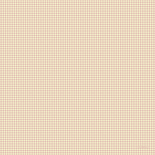 45/135 degree angle diagonal checkered chequered squares checker pattern checkers background, 5 pixel square size, , Mimosa and Cavern Pink checkers chequered checkered squares seamless tileable