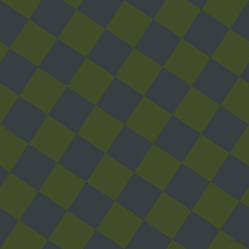 56/146 degree angle diagonal checkered chequered squares checker pattern checkers background, 70 pixel squares size, , Mirage and Bronzetone checkers chequered checkered squares seamless tileable