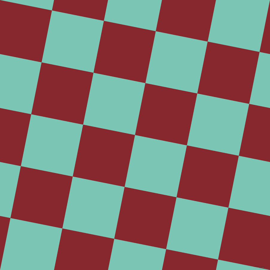 79/169 degree angle diagonal checkered chequered squares checker pattern checkers background, 177 pixel square size, , Monte Carlo and Flame Red checkers chequered checkered squares seamless tileable