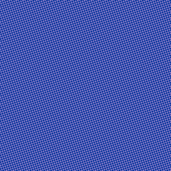 63/153 degree angle diagonal checkered chequered squares checker pattern checkers background, 5 pixel squares size, , Moody Blue and Smalt checkers chequered checkered squares seamless tileable