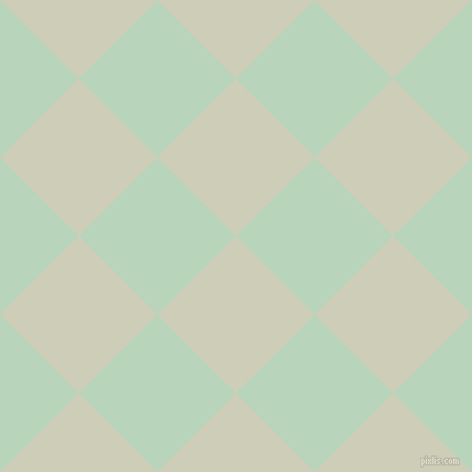 45/135 degree angle diagonal checkered chequered squares checker pattern checkers background, 101 pixel square size, , Moon Mist and Surf checkers chequered checkered squares seamless tileable