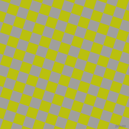 72/162 degree angle diagonal checkered chequered squares checker pattern checkers background, 35 pixel square size, , Mountain Mist and La Rioja checkers chequered checkered squares seamless tileable