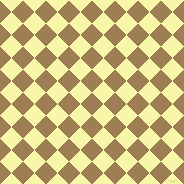 45/135 degree angle diagonal checkered chequered squares checker pattern checkers background, 52 pixel square size, , Muesli and Shalimar checkers chequered checkered squares seamless tileable