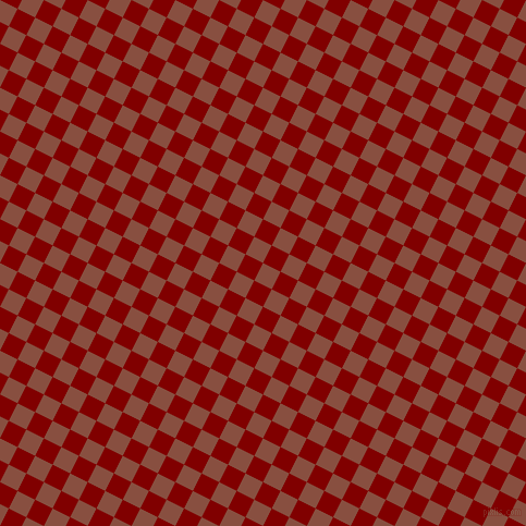 63/153 degree angle diagonal checkered chequered squares checker pattern checkers background, 18 pixel square size, , Mule Fawn and Maroon checkers chequered checkered squares seamless tileable
