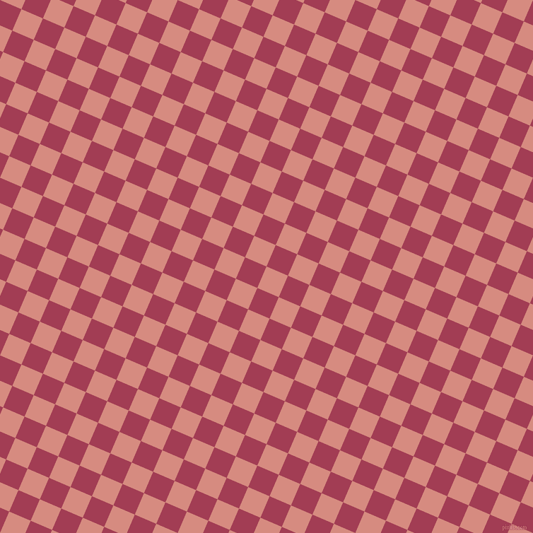 67/157 degree angle diagonal checkered chequered squares checker pattern checkers background, 33 pixel squares size, , My Pink and Night Shadz checkers chequered checkered squares seamless tileable