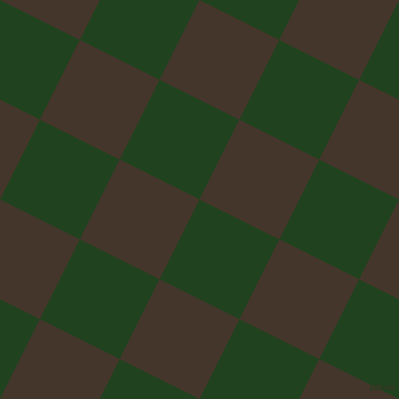 63/153 degree angle diagonal checkered chequered squares checker pattern checkers background, 129 pixel squares size, , Myrtle and Dark Rum checkers chequered checkered squares seamless tileable