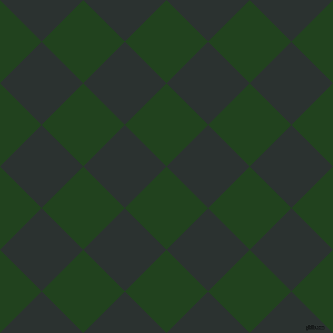 45/135 degree angle diagonal checkered chequered squares checker pattern checkers background, 117 pixel squares size, , Myrtle and Woodsmoke checkers chequered checkered squares seamless tileable