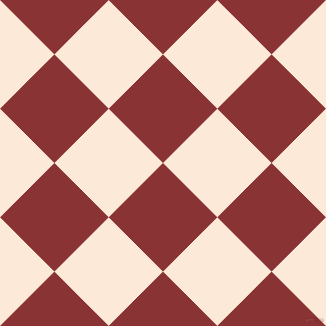 45/135 degree angle diagonal checkered chequered squares checker pattern checkers background, 155 pixel squares size, , Old Brick and Serenade checkers chequered checkered squares seamless tileable