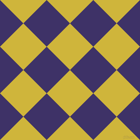 45/135 degree angle diagonal checkered chequered squares checker pattern checkers background, 106 pixel square size, , Old Gold and Minsk checkers chequered checkered squares seamless tileable
