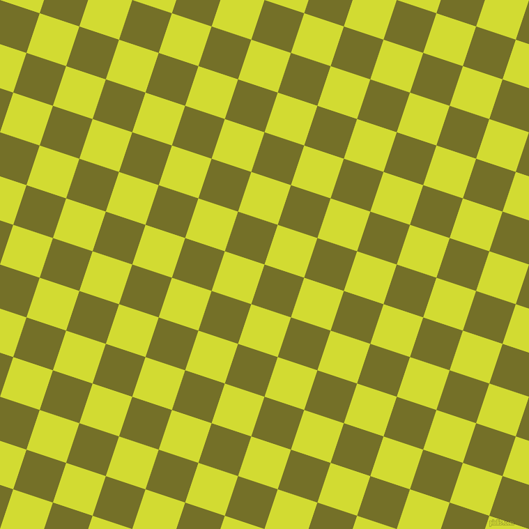 72/162 degree angle diagonal checkered chequered squares checker pattern checkers background, 60 pixel squares size, , Olivetone and Bitter Lemon checkers chequered checkered squares seamless tileable