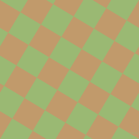 59/149 degree angle diagonal checkered chequered squares checker pattern checkers background, 97 pixel square size, , Olivine and Fallow checkers chequered checkered squares seamless tileable