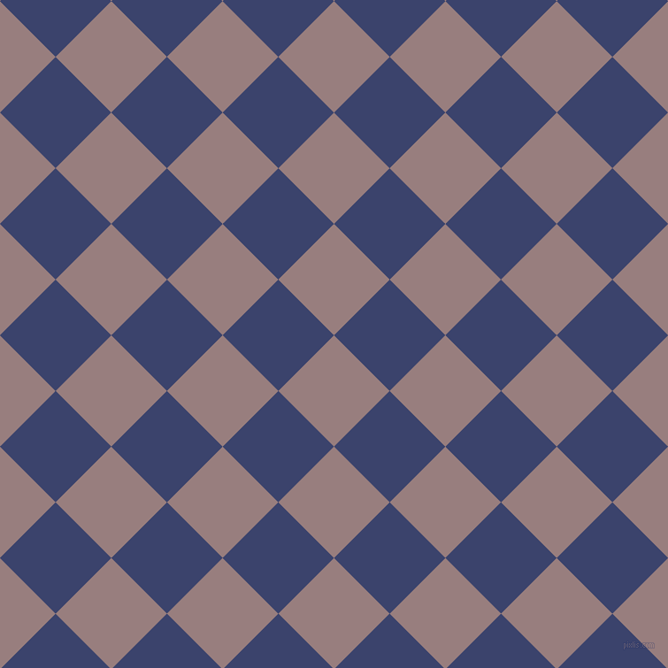 45/135 degree angle diagonal checkered chequered squares checker pattern checkers background, 89 pixel square size, , Opium and Port Gore checkers chequered checkered squares seamless tileable